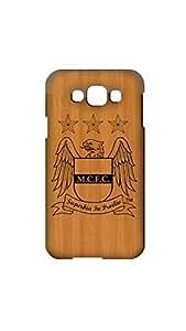 Manchester City Case For Samsung Galaxy E7