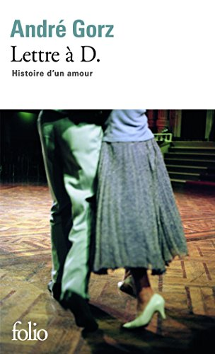 Lettre  D. : Histoire d'un amour