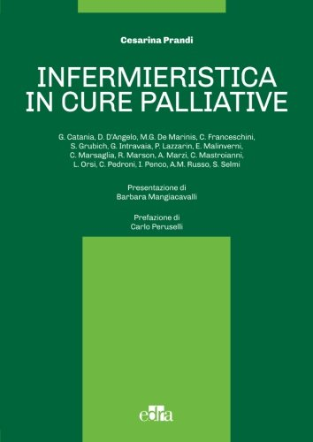 Infermieristica in cure palliative