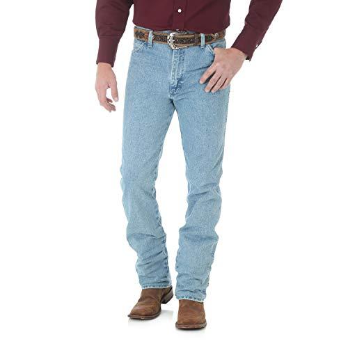 Wrangler Men's Cowboy Cut Slim Fit Jean, -