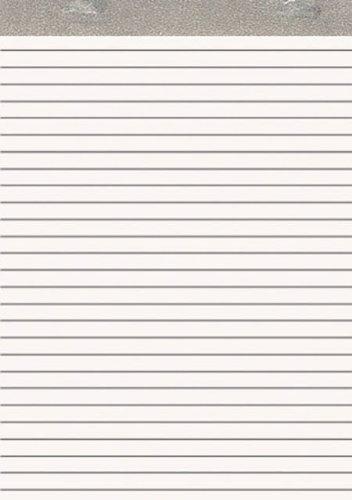 Notizblock-ohne-Deckblatt-A6-liniert-50-Blatt-60-gqm