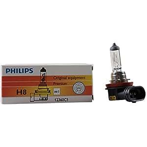 Philips Halogenlampe H8,12V, 35W