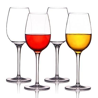 MICHLEY-Unzerbrechliche-Weinglser-100-Tritan-Kunststoff-bruchsicher-Weinbecher-BPA-frei-Splmaschinenfest-360ml