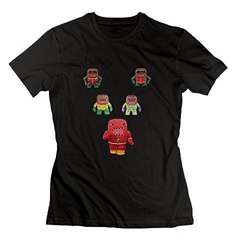 Nana-Custom Tees - T-shirt - Femme - Noir - XL