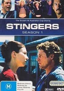 Stingers - Season 1 - 6-DVD Set ( Stingers - Season One )