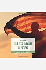 notebook & USA: I love my country (No. 20) Taschenbuch