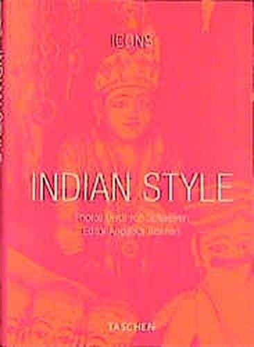 India Style par Angelika Taschen