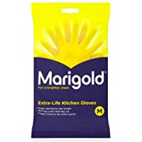 Marigold Extra Life Kitchen Gloves - Single Pair (Medium)