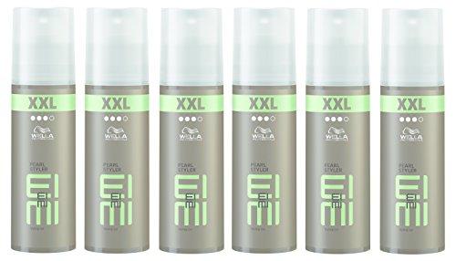 6er Pearl Styler Styling Gel EIMI Wella Professionals XXL je 150 ml = 900 ml