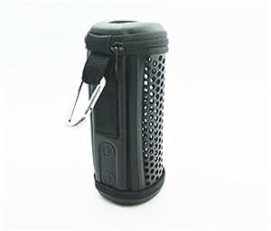 Botetrade Housse Sac Voyage PU cuir pour Logitech UE BOOM JBL Filp Bluetooth Speaker