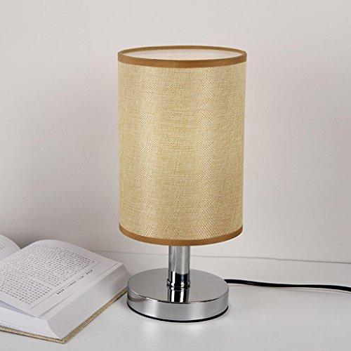 Einfach Tischlampe Nachtlicht Lampen Metall Gott Schreibtischlampe Dekorative Tischlampe Lege die Lichter an Schlafsaal 13.6 * 11.2 * 28.8cm, 1, Eine Mehrzwecklampe