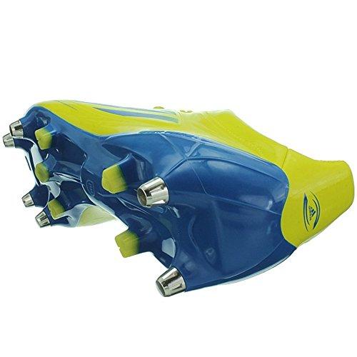 ADIDAS adizero RS7 Pro XTR Scarpa da Rugby Uomo Azzuro-Giallo