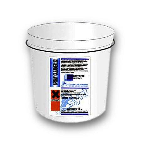 Preisvergleich Produktbild Bucket Waschpulver professionellen SPRAY CLEANER 22 Packung 10 kg zur Hochdruckreiniger Synt Chemical