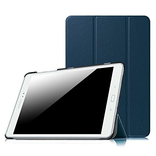 """cover tablet samsung tab a 9.7 FINTIE Samsung Galaxy Tab A 9.7 Custodia - Ultra Sottile di Peso Leggero Tri-Fold Smart Case Cover Sleeve con Funzione Sleep/Wake per Samsung Galaxy Tab A 9.7"""" SM-T550 / SM-T555 Tablet"""