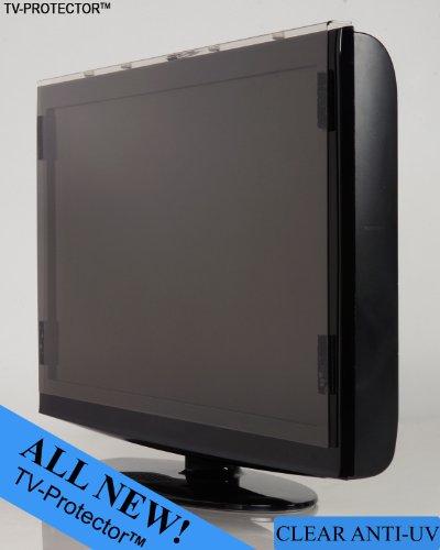 50-Zoll TV-ProtectorTM TV-Bildschirm-Schutz für LCD, LED und Plasma-HDTV. UV-Schutz, Fernseher-Displayschutz Protector (Scharfe 50in Led-tv)