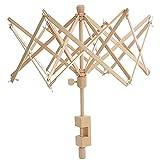 Fil Swift - 24' Parapluie en bois Enrouleur de fil à...
