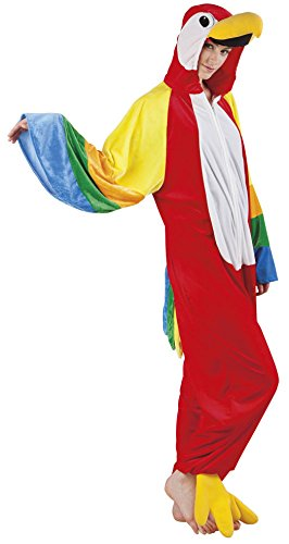 arrot Kostüm Damen Herren Gr.bis max. 180 cm Körpergröße ()