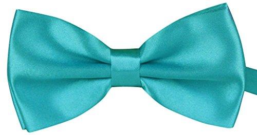 Panegy - Nœud papillon - Cravate lavallière - Homme Soirée Businesse Mariage Cérémonie Déco Fête Costume Necktie Bleu