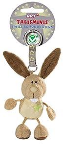 Nici 36685 - conejo llavero, 7 cm Talisminis