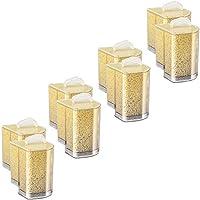 Spares2go - Cartucho de filtro de calcio antical para plancha de vapor Philips PerfectCare Pure (8 unidades)