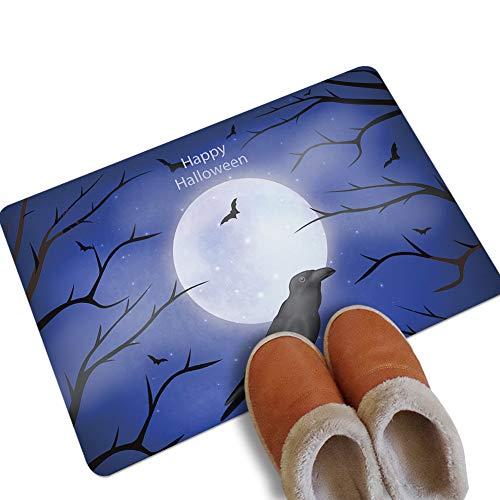 Halloween De La Decoración Del Hogar Mat Diseño