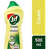 Jif Cream Cleaner Lemon, 500ml