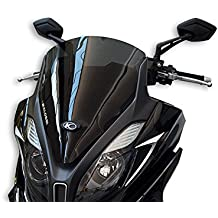 Cupolino SPORT SCREEN 4517073 MALOSSI para KYMCO DOWNTOWN i ABS 350 ie 4T LC euro 3
