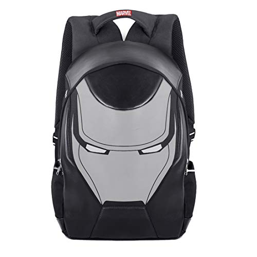 GODS Marvel Avengers Exclusive Rudra 15.6 Inch Laptop Backpack (Iron Man)