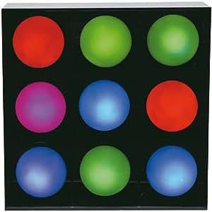 SEYNAVE DUO - DUO0119216 - LAMPE SPHERE 9 LAMPES