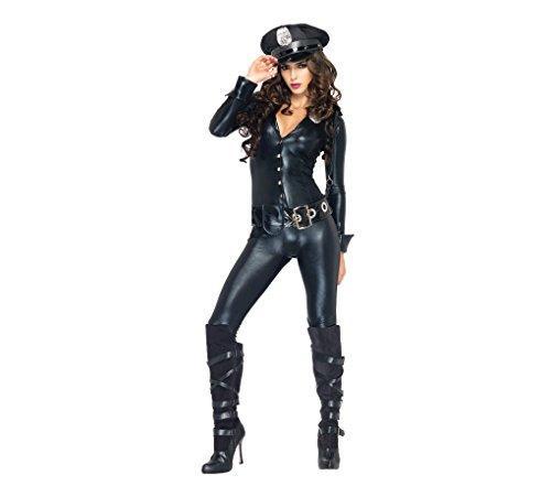 Kostüm Polizist Weiblich - Generique - Kostüm Weiblicher Polizist