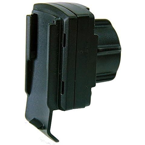 BuyBits Sur mesure Station D'accueil Support avec 25mm Douille pour Garmin eTrex 10 20 & 30 compatible avec RAM
