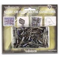 SET CONDENSATORI ELETTROLITICI - Set condensatori elettrolitici