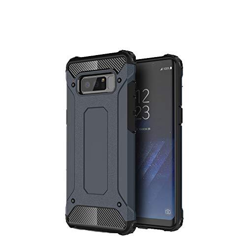 32039409b8d SsHhUu Funda Galaxy Note 8 2017, TPU + PC Doble Capa Protección A Prueba de