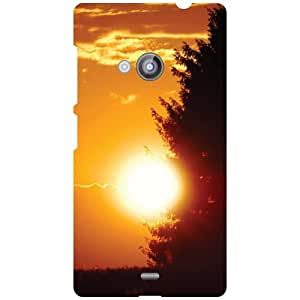 Nokia Lumia 535 Back Cover - Fine Designer Cases