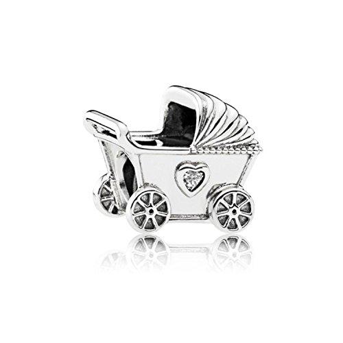 Pandora bead charm donna argento - 792102cz
