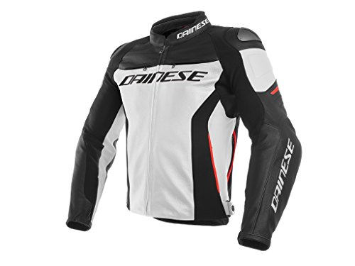 Kombijacke Dainese Racing 3 perforiert, 54 (Air, Jacken Perforiertes Leder)