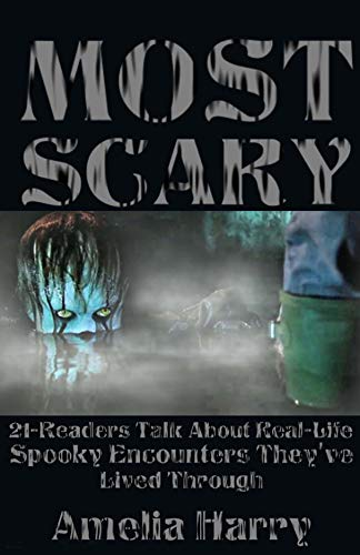 MOST SCARY STORIES BOOK: 21-Readers Talk About Real-Life