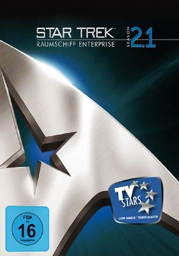Star Trek - Raumschiff Enterprise: Season 2.1, Remastered [4 DVDs]