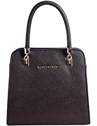 Lino Perros Women's Handbag (Brown) - B01M7ZWN01