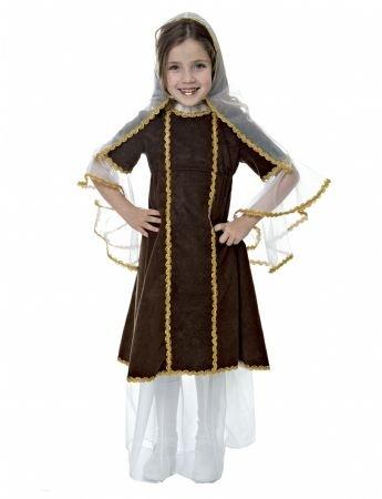 Imagen de disfraz dulcinea. talla 7/8 años.