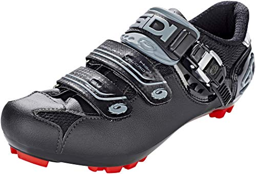 Sidi MTB Eagle 7-SR Schuhe Herren Shadow Black Schuhgröße EU 43 2020 Rad-Schuhe Radsport-Schuhe