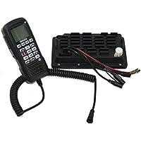Himunication HM380-BB Radio VHF, Unisex Adulto, Negro, Talla Única