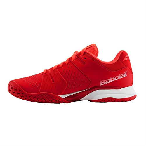 Babolat Propulse Team Ac, Sneakers basses homme rouge (red)