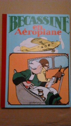 Bécassine en aéroplane