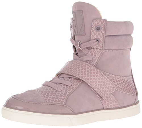 Nine West Damen Buhbye Wildleder, Light Purple Water Snake, 40 EU Purple Snake Schuhe