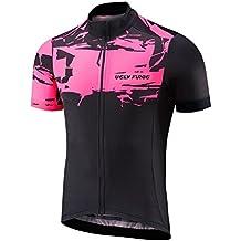 Uglyfrog #N01 Bike Wear Ciclismo Mujers Maillots Sports Seco y Transpirable de Bicicleta Conjunto de