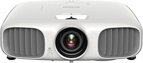 Bild 37: Epson EH-TW6100 3D Heimkino 3LCD-Projektor (Full HD 1080p, 2.300 Lumen Weiß & Farbhelligkeit, 40.000:1 Kontrast, 2x HDMI (1x MHL), inkl. 1x 3D Brille) schwarz