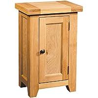 Devon Oak Small Cabinet With 1 Door