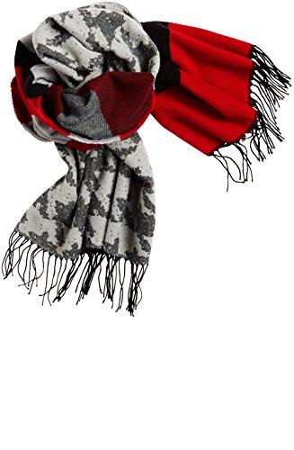 Sandwich Clothing - Ensemble bonnet, écharpe et gants - Femme Rouge écarlate