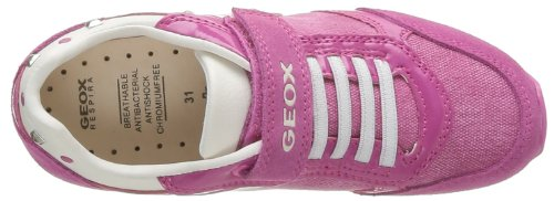 Geox JR ELIOTT A J42C3A0AJ22C1374 Mädchen Sneaker Rose (Fuchsia)
